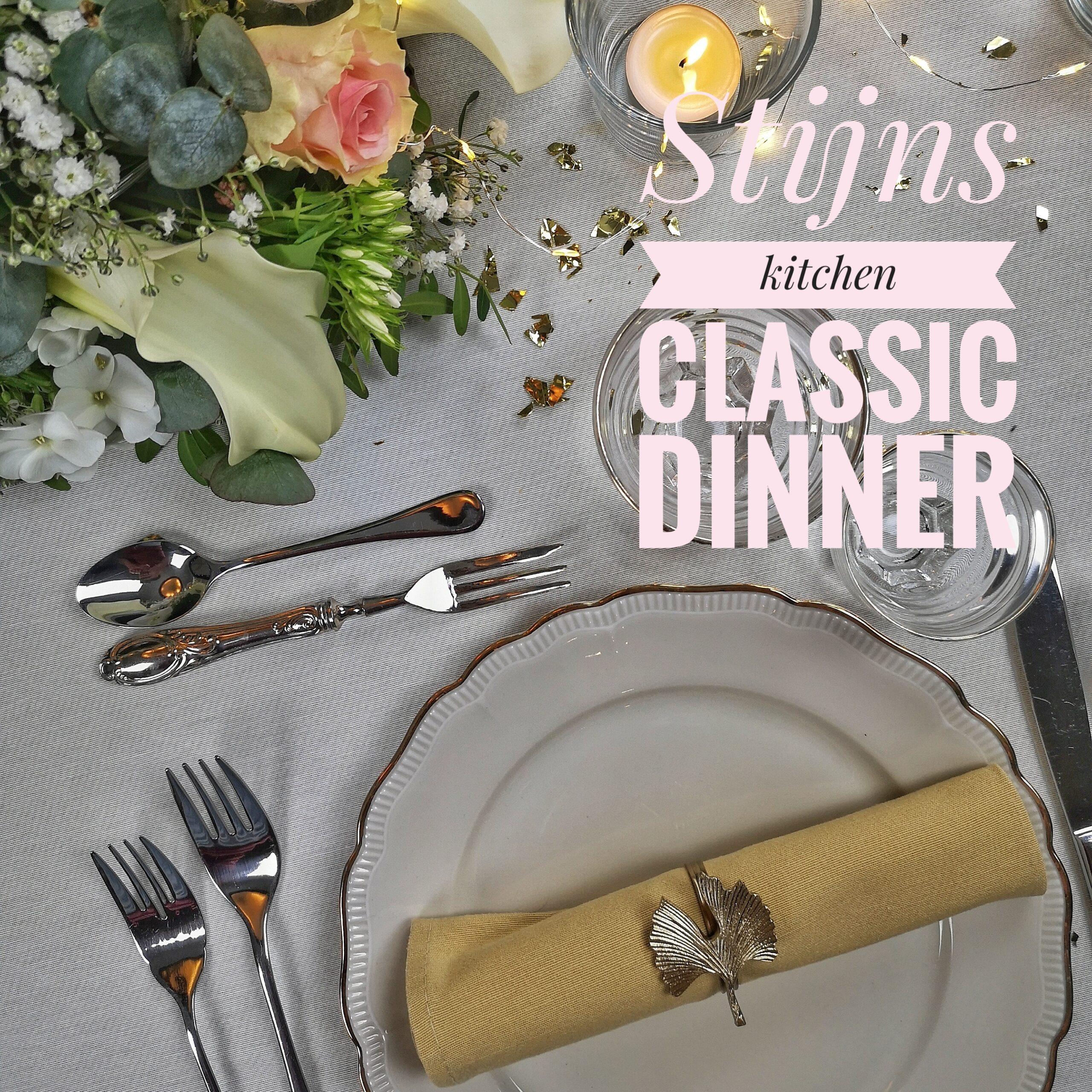 Stijns Kitchen Classic Dinner