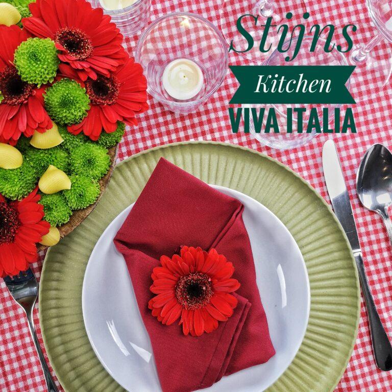 Stijns Kitchen Viva Italia