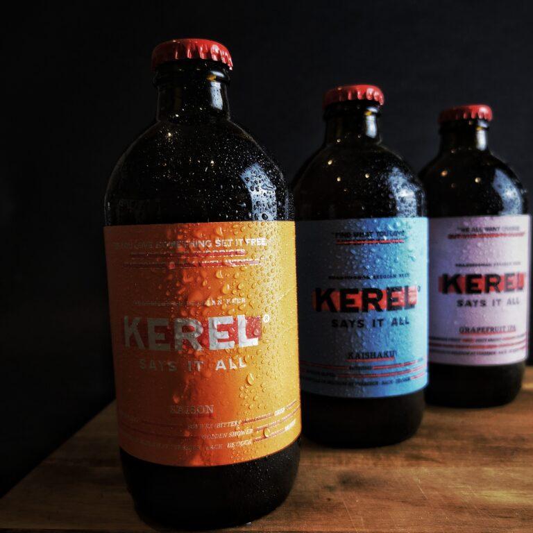 Interview Kerel bier.